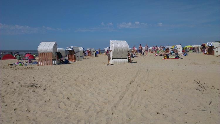 Sahlenburger Strand