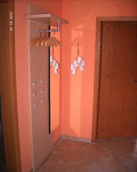 Ferienhaus Seemuschel mit Flair, Eingangsbereich / Flur, beste Strandlage, 2. Meereslinie