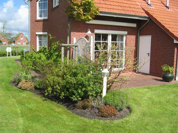 Terrasse / Gartenansicht