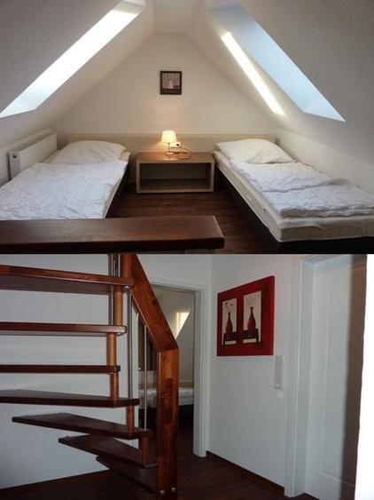 Schlafzimmer Og & Dachboden Haus 6