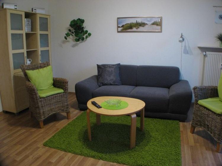 Wohnzimmer FeWo 2-05