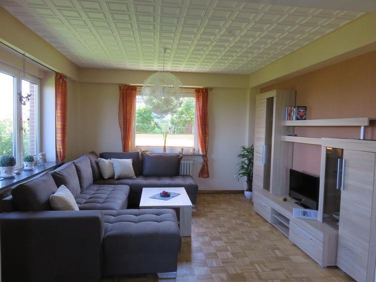Wohnzimmer Wohnung EBBE