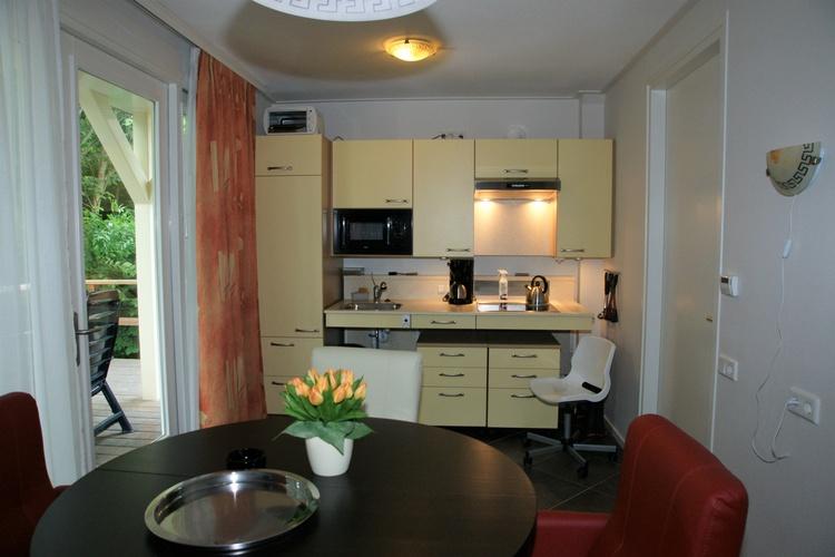 kitchen-living room ground floor