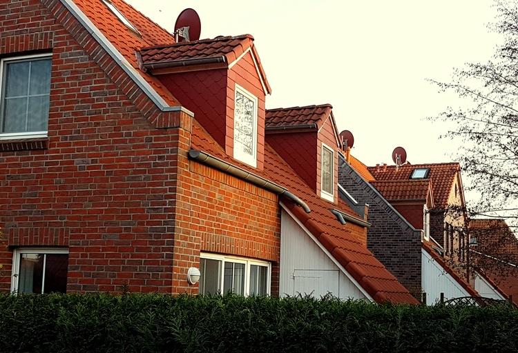 Terrassen Häuser 6 bis 9