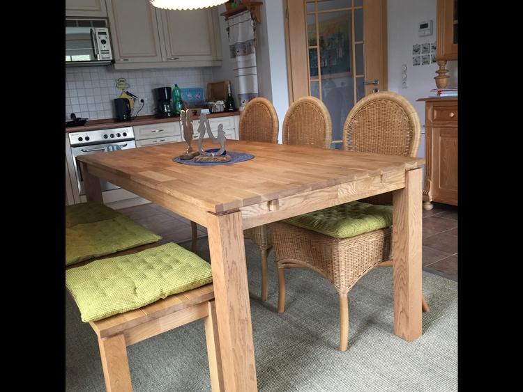 Dining room, Kitchen