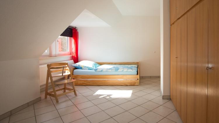 Schlafzimmer 2 - Tandembett