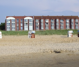 Holiday Apartment Cuxhaven-Sahlenburg