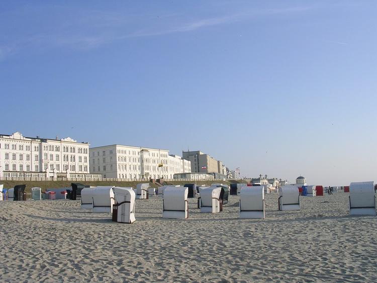 Strandpanorama