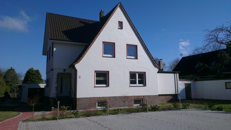 """""""Sahlenburger Ferienhaus"""""""