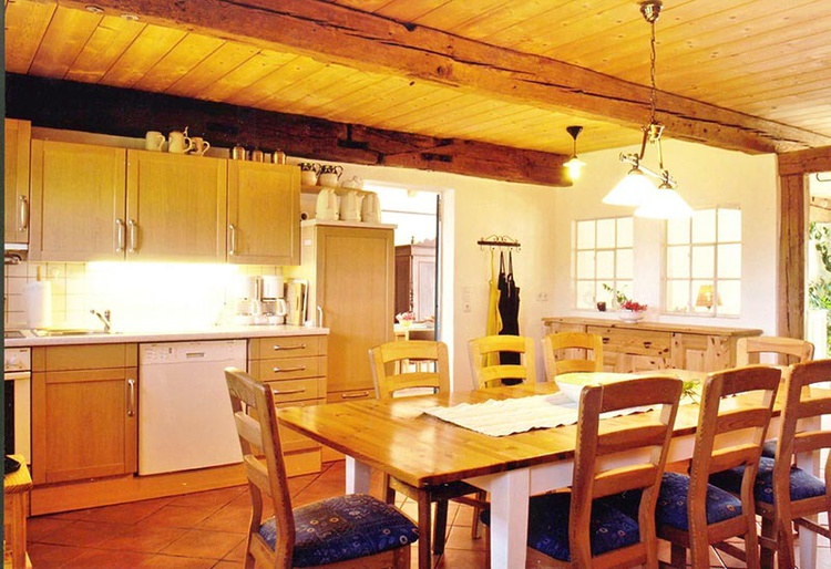 Küche, Sitzgruppe