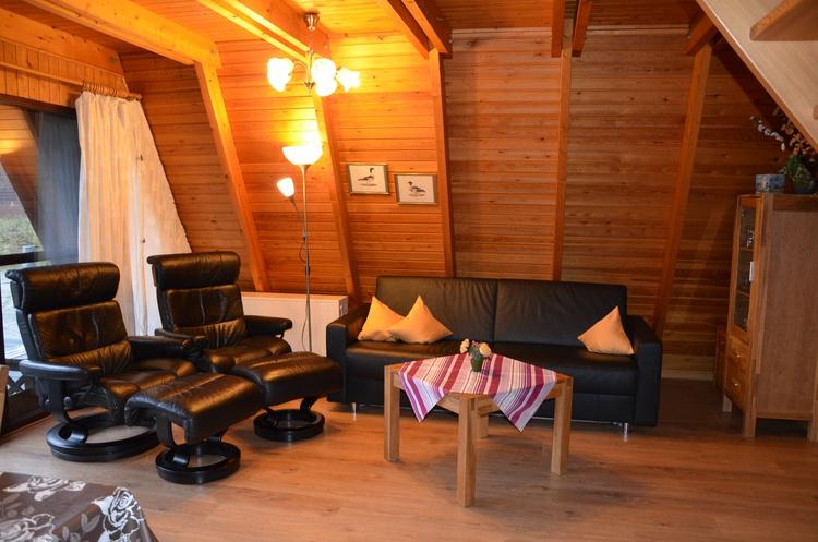 Wohnzimmer Relax Garnitur